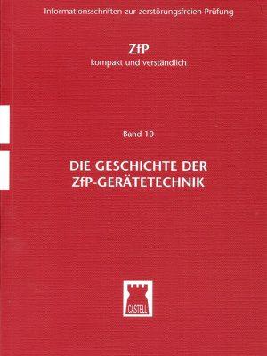 die Geschichte der ZFP